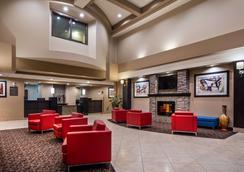 Best Western Plus South Edmonton Inn & Suites - Эдмонтон - Лобби