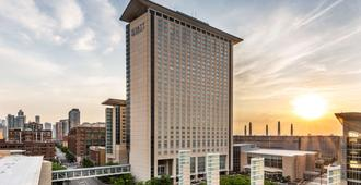 Hyatt Regency Mccormick Place - Chicago - Bygning