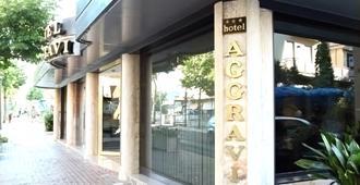 Aggravi Hotel - Chianciano Terme - Vista esterna