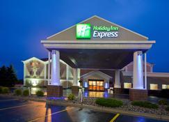 Holiday Inn Express Jamestown - Jamestown - Gebäude