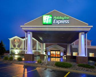 Holiday Inn Express Jamestown - Jamestown - Building