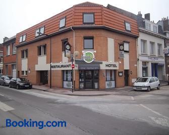 Hotel Restaurant La Cuis'in - Coudekerque-Branche - Building