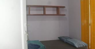 Seu Nabuco Hostel - Santos - Bedroom