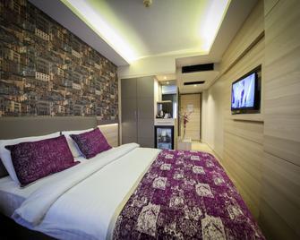 Asya Hotel - Balıkesir - Schlafzimmer