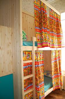 Hostel Vaskin Dom - Saint Petersburg - Bedroom
