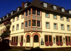 Hotel Rüdesheimer Hof - Rudesheim am Rhein - Rakennus