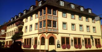 Hotel Rüdesheimer Hof - רודסהיים אם ריין - בניין