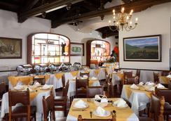 Best Western Hotel Majestic - Mexico City - Restaurant