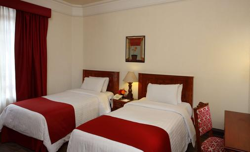 Best Western Hotel Majestic - Мехико - Спальня