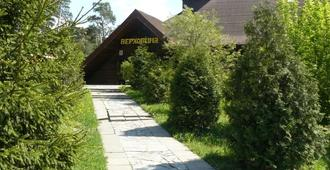 Hotel Complex Verhovina - קייב - נוף חיצוני