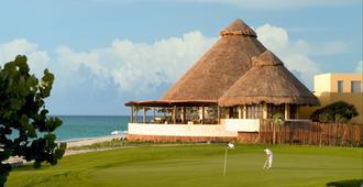 Fairmont Mayakoba - Playa del Carmen - Golf course