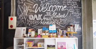 Oak Hostel Fuji - Hostel - Tóquio