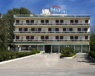 Delfini Hotel - Patrasso - Edificio
