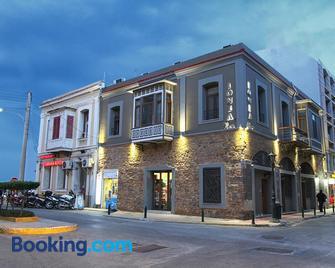 Ionia rooms - Chios - Gebäude