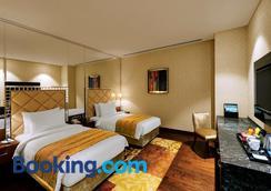 Niranta Airport Transit Hotel & Lounge Terminal 2 Arrivals - Mumbai - Bedroom