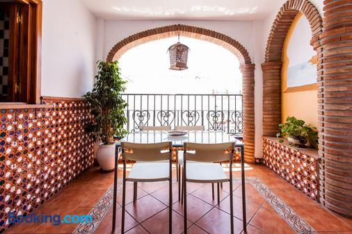 Hostal Abril - Nerja - Dining room
