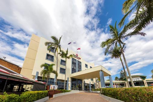 Best Western Plus Hotel Diana - Brisbane - Building