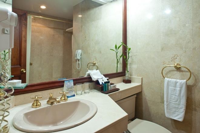 波哥大丹恩卡爾頓酒店 - 波哥大 - 波哥大 - 浴室