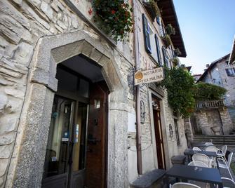 Antica Molina - Faggeto Lario - Venkovní prostory