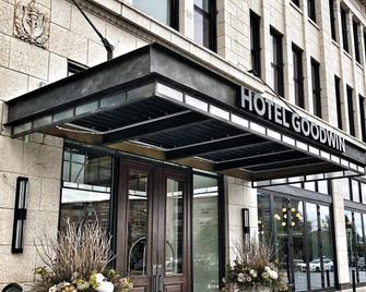 Hotel Goodwin - Beloit - Gebouw