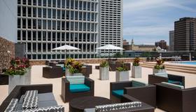 Crowne Plaza Atlanta - Midtown, An IHG Hotel - Atlanta - Balcony