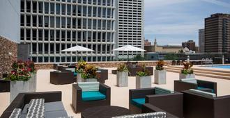 Crowne Plaza Atlanta - Midtown, An IHG Hotel - Atlanta - Balkon