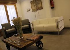 Aparthotel La Sinagoga Only Adults - Sigüenza - Sala de estar