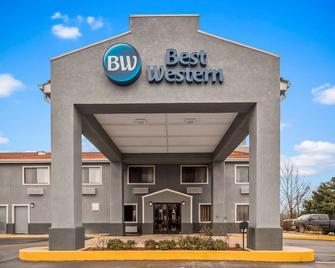 Best Western Gateway Inn - Yazoo City - Gebouw