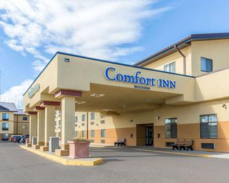 Comfort Inn and Suites Gateway to Glacier - Shelby - Building