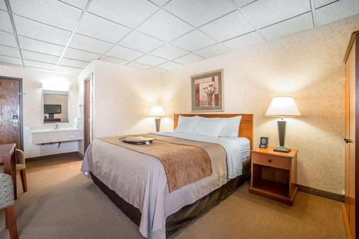 Comfort Inn Gateway to Glacier - Shelby - Bedroom