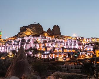 Cappadocia Cave Resort & Spa - Nevşehir - Dış görünüm