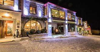 Cappadocia Cave Resort & Spa - Nevşehir - Edificio