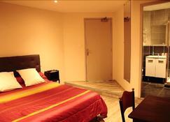 Hotel Pourcheresse - Dole - Chambre