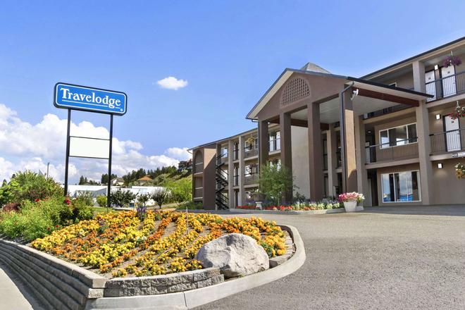 Travelodge by Wyndham Kamloops Mountview - Kamloops - Edificio