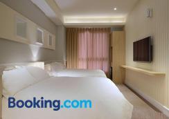 caffir garden hotel - Nantou City - Bedroom