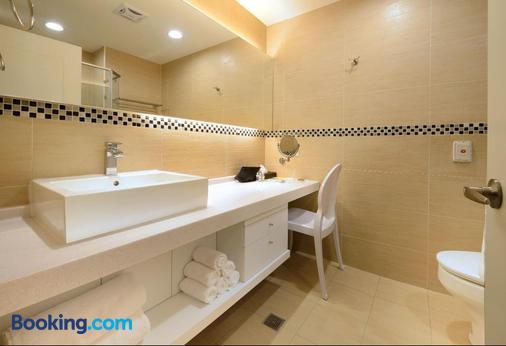 caffir garden hotel - Nantou City - Bathroom