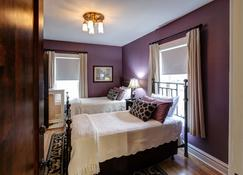 Lang House Chicago - Evanston - Bedroom