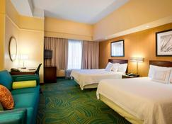 Springhill Suites By Marriott Omaha East/Council Bluffs, Ia - Council Bluffs - Κρεβατοκάμαρα