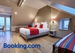 La Maison Du 6 - Arromanches-les-bains - Bedroom