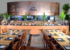 Holiday Inn Sao Paulo Parque Anhembi - เซาเปาโล - ร้านอาหาร
