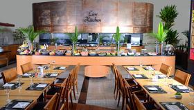 Holiday Inn Sao Paulo Parque Anhembi - Sao Paulo - Restaurant