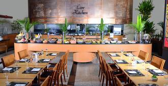 ホリデイ・イン サンパウロ パルケ アニェンビ - サンパウロ - レストラン