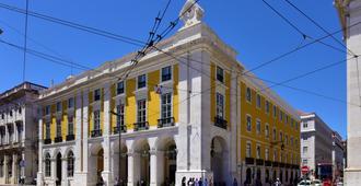 Pousada De Lisboa, Praça Do Comércio - Monument Hotel - Lisbon - Building