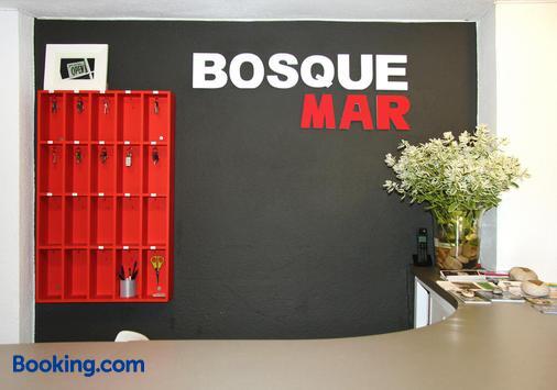 Hotel Bosquemar - Benicàssim - Recepción