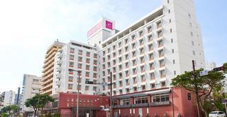 Nest Hotel Naha - נאהא - בניין