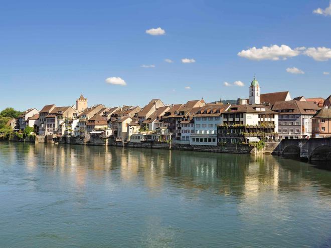 Novotel Basel City - Basel - Nähtävyydet