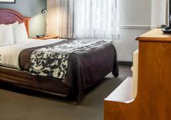 Sleep Inn - Fredericksburg - Phòng ngủ