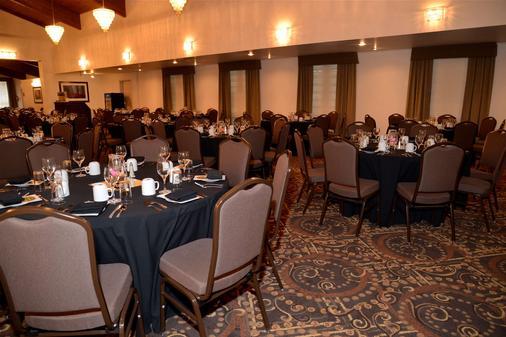 Best Western Plus Dryden Hotel & Conference Centre - Dryden - Bankettsaal