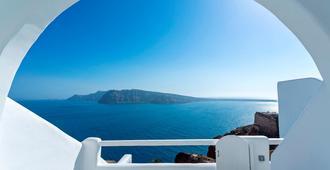 Charisma Suites - Oia - Balcony