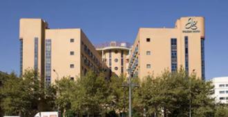 Albergue Juvenil Colegio Mayor Galileo Galilei - Valencia - Edificio